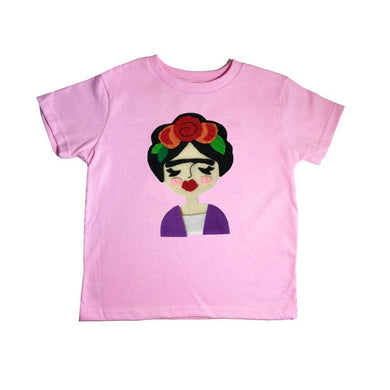 MCL Pink Frida Kids T-shirt