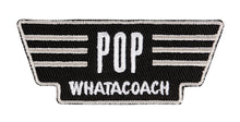 FMD pop whatacoach embroidered patch