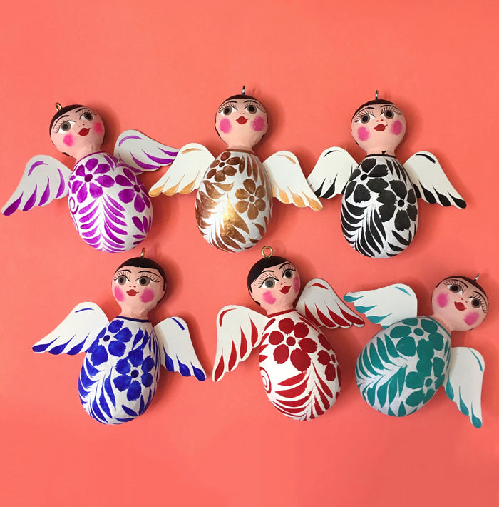 BUI Otomi Angel Ornament
