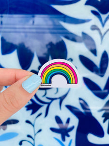 FMD Rainbow Sticker
