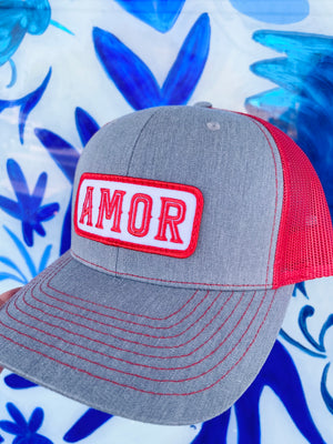 MMF SA IS AMOR hat -  - Hat - Feliz Modern