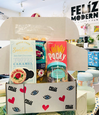 FMD Feliz Foodie Box!
