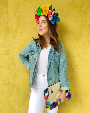 NTSS Flower Crown -  -  - Feliz Modern