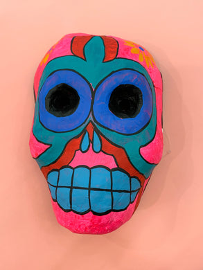BUI Day of the Dead Calavera Mask