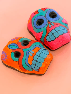 BUI Day of the Dead Calavera Mask -  - Wall Decor - Feliz Modern