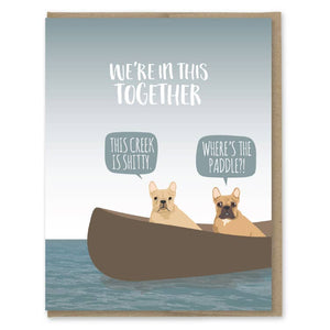 MPM In This Together Card -  - Card - Feliz Modern