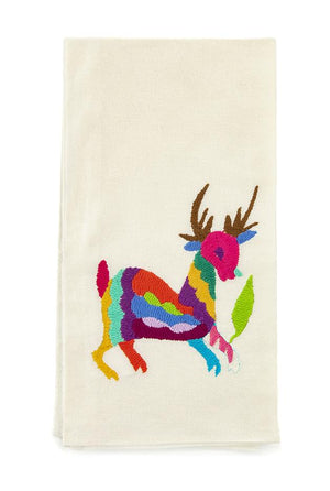 NTSS Otomi Hand Towel -  - Home Decor - Feliz Modern