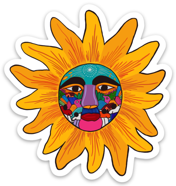 NAT Sol Sticker