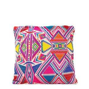 VTA Pink Geometric Pillow Cover -  - Home Decor - Feliz Modern