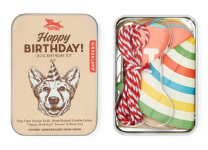 KIK Dog Birthday Kit -  - Pet - Feliz Modern