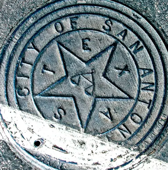 SOAG The San Antonio Texas Manhole Coaster