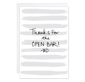 NLP Open Bar Card -  - Card - Feliz Modern