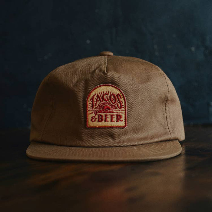 PYF Tacos and Beer Strapback Hat