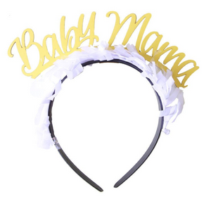 AHH Baby Mama Headband -  - Party Supply - Feliz Modern