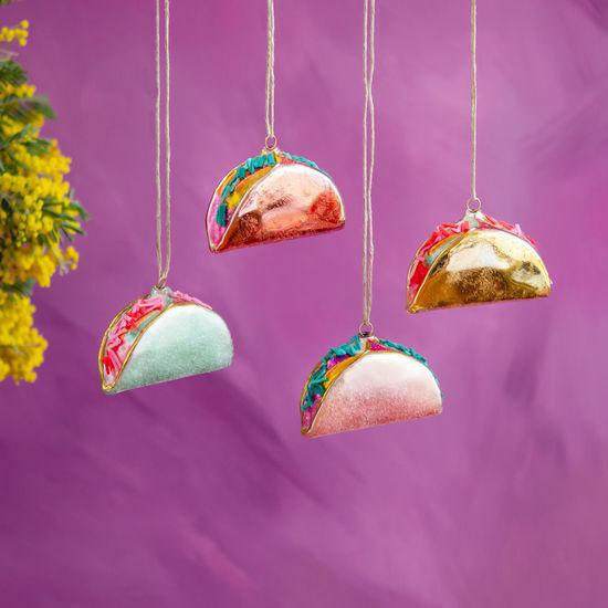OHED Taco Ornament