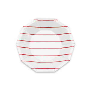 DDS S Frenchie Candy Apple Striped Small Plates
