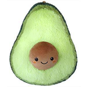 SQL Comfort Food Avocado Plush Toy (curbside only, no shipping)