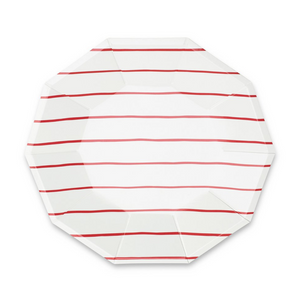 JAC*  L Candy Apple Frenchie Plates -  - Plate - Feliz Modern