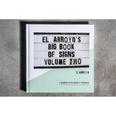 CPC El Arroyos Big Book of Signs Volume Two