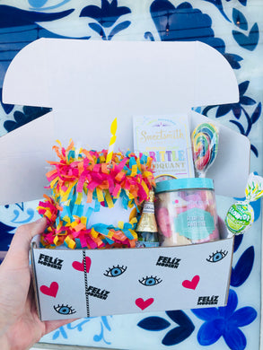 FMD Feliz Birthday Gift Box