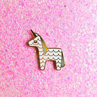 LUA Unicorn Pinata Pin