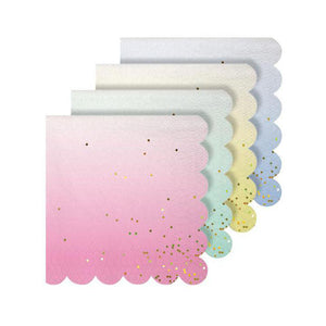 MM 45-1667 ombre sm napkins