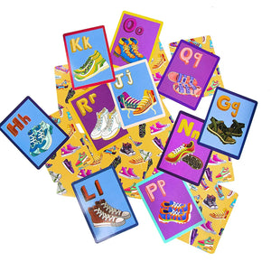 LKID K is for Kicks Go Fish! Playing Cards -  - Game - Feliz Modern