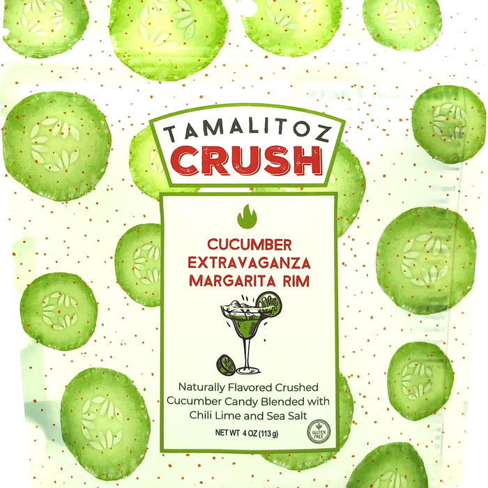 SGRX Cucumber Extravaganza Crush Tamalitoz (Cocktail Rim)