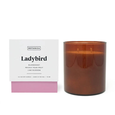 BTA Ladybird Large Candle | 14.5 oz *Due to high temps, this item cannot be shipped at this time