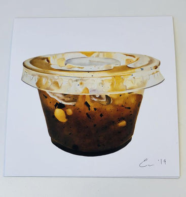ESA small CRAVINGS giclee
