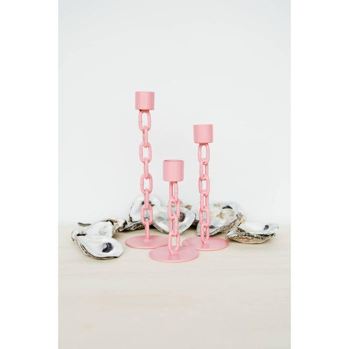 BNS Pink River Chain Candle Stick