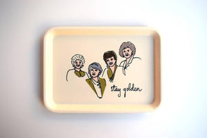 HSS Golden Girls Cambro Tray -  - Home Decor - Feliz Modern