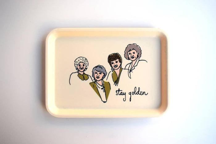 HSS Golden Girls Cambro Tray