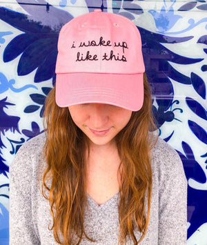 FMD I Woke Up Like This Hat -  - Hat - Feliz Modern