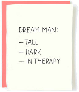 POPA Dream Man card