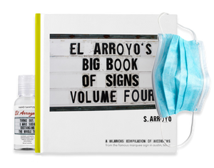 CPC El Arroyo's Big Book of Signs Vol. 4 -  - Book - Feliz Modern