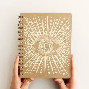 TRV Seeing Eye Journal -  - Journal - Feliz Modern