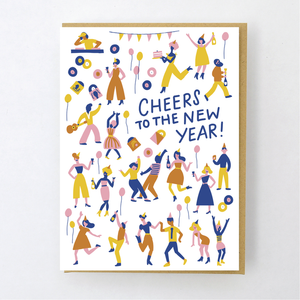 EPI cheers new years card