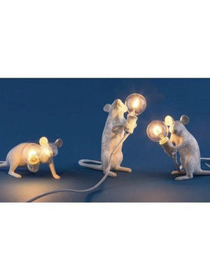 SLTI mouse lamp (curbside only, no shipping) -  - Home Decor - Feliz Modern
