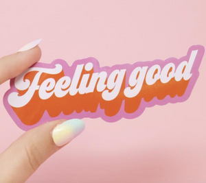 MAG Feeling Good Sticker -  - Sticker - Feliz Modern