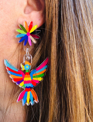 NAT Otomi Earrings -  - Earring - Feliz Modern