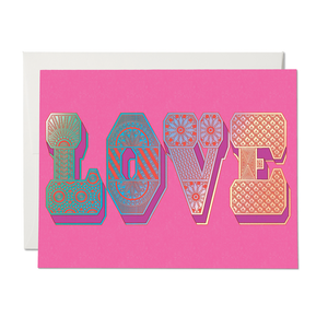 RCC Love Card - Boxed Set -  - Card - Feliz Modern