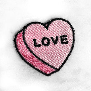 WFLW Candy Heart - Love Patch -  - Patch - Feliz Modern