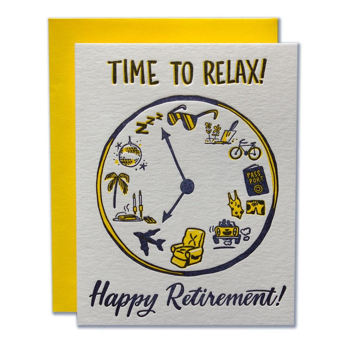 LFLP Time to Relax Card