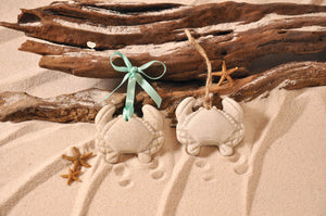 Crab Sand Ornament