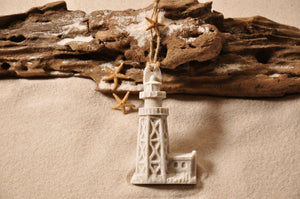 SANIBEL LIGHTHOUSE, LIGHTHOUSE ORNAMENT, SANIBEL ISLAND FLORIDA, SAND ORNAMENT, TROPICAL SEASIDE ORNAMENT, COASTAL BEACH GIFT, MADE IN FLORIDA, BEACH LOVER GIFTS, BEACH SAND KEEPSAKES, VACATION SOUVENIR, GIFT SHOP OWNERS, PROMOTIONAL ITEMS, PARTY FAVOR, SPECIAL EVENT, COLLECTIBLES, HAND-CRAFTED, FUNDRAISER, BRIDAL SHOWER FAVORS, DESTINATION WEDDING, BEACH WEDDING FAVORS