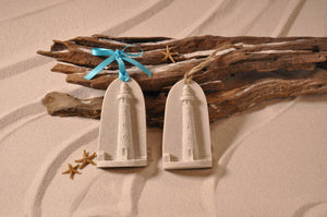 Ponce Inlet Lighthouse Sand Ornament
