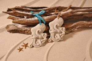 Octopus Sand Ornament