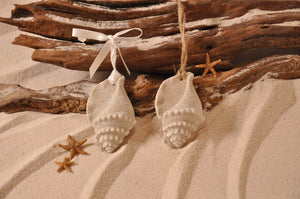 Triton Shell Sand Ornament