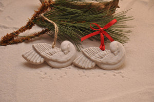 Dove Sand Ornament